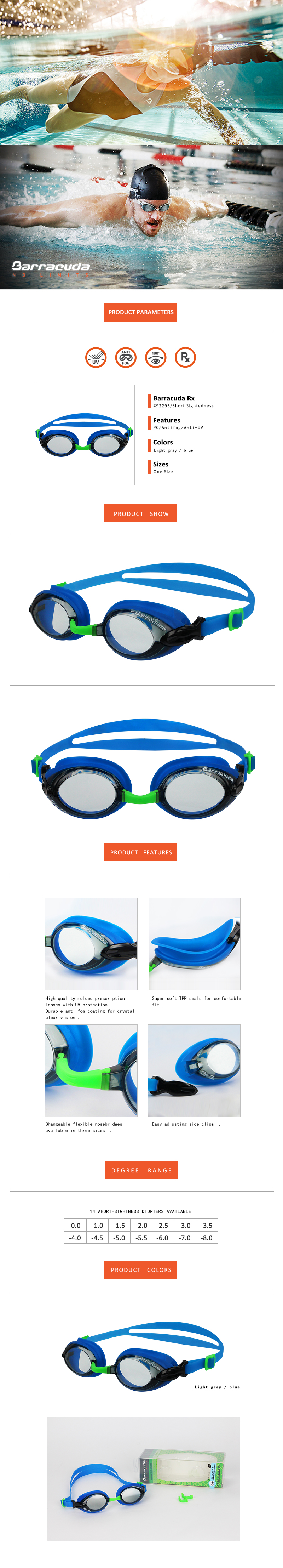 416c4433f7 Also available in the long sighted optical lenses! Please check out our  online store for more BARRACUDA RX Goggles.